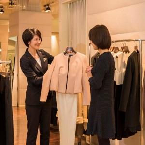 ブランドの垣根を超える ー 日本橋三越がファッションを横断的にアドバイス