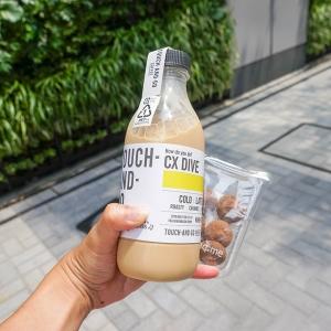 毎日特別な一杯を。LINEで注文してロッカーで受取るコーヒーショップ「TOUCH-AND-GO COFFEE」が日本橋にオープン