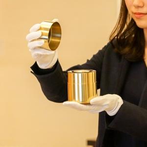 香りが広がるような音楽体験をもたらすスピーカー「響筒」 ー 創業明治8年の開化堂とパナソニックが共創