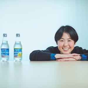 デザインは人を幸せにできる。サントリー「天然水スパークリング」がリニューアルに込めた思いとは