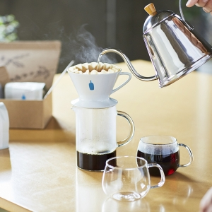 [CX Topics]「ブルーボトルコーヒー体験をオンライン上でも」公式オンラインストアをオープン