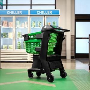 [CX Topics] Amazon、レジ会計を不要にするスマートショッピングカート「Dash Cart」を発表